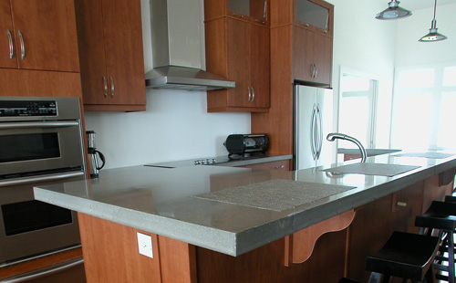 Cast In Place Concrete Countertops : Countertop mix quikrete cement and concrete products