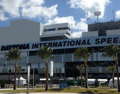 Daytona International Speedway Project Profile