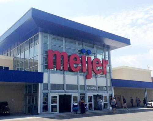 Commerical Project - Meijer Store